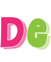 De Friday Logo