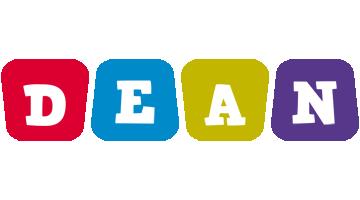 Dean daycare logo