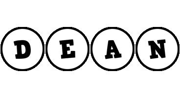 Dean handy logo