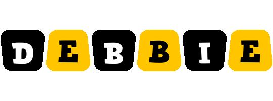 Debbie boots logo