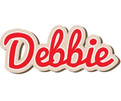 Debbie chocolate logo