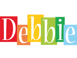 Debbie colors logo