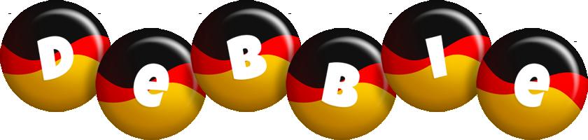 Debbie german logo