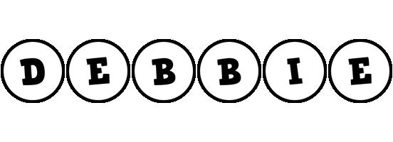Debbie handy logo