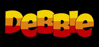 Debbie jungle logo