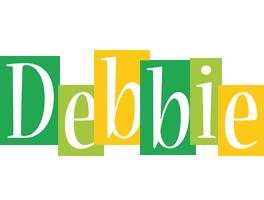 Debbie lemonade logo