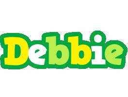 Debbie soccer logo