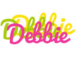 Debbie sweets logo