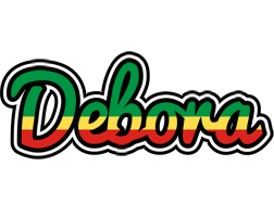 Debora african logo