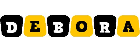 Debora boots logo