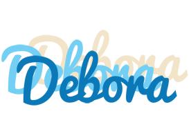 Debora breeze logo
