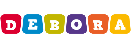 Debora daycare logo