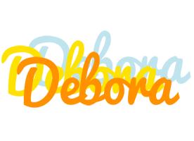 Debora energy logo