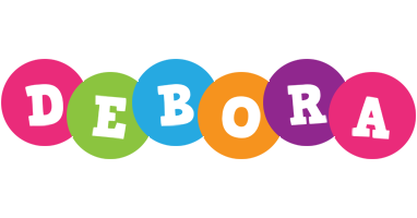 Debora friends logo