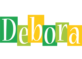 Debora lemonade logo