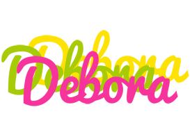 Debora sweets logo