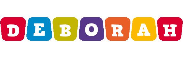 Deborah kiddo logo