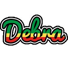 Debra african logo
