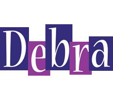 Debra autumn logo