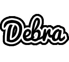 Debra chess logo