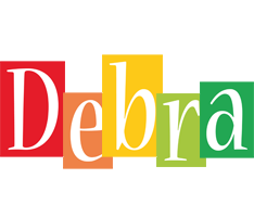 Debra colors logo