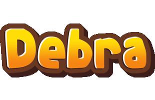 Debra cookies logo