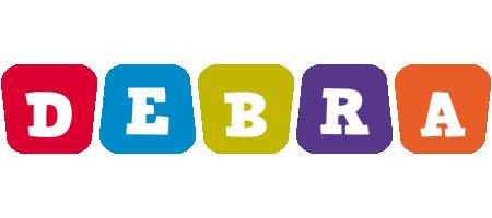 Debra daycare logo