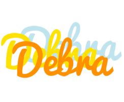 Debra energy logo