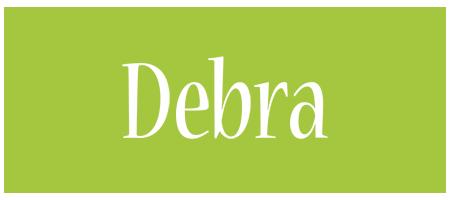 Debra family logo