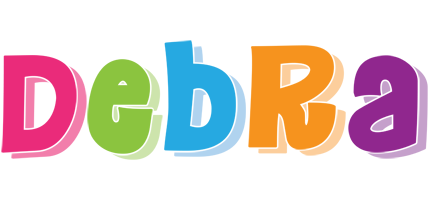 Debra friday logo
