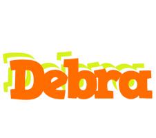 Debra healthy logo
