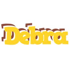 Debra hotcup logo