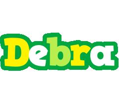 Debra soccer logo