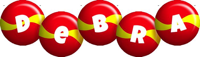 Debra spain logo