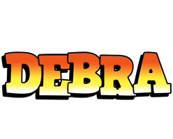 Debra sunset logo