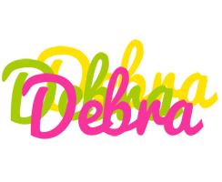 Debra sweets logo