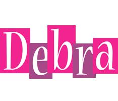 Debra whine logo
