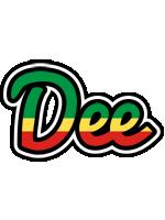 Dee african logo
