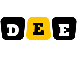 Dee boots logo