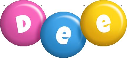 Dee candy logo