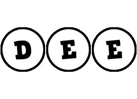 Dee handy logo