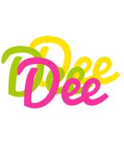 Dee sweets logo