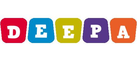 Deepa daycare logo