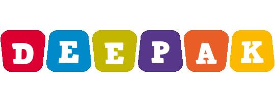 Deepak daycare logo