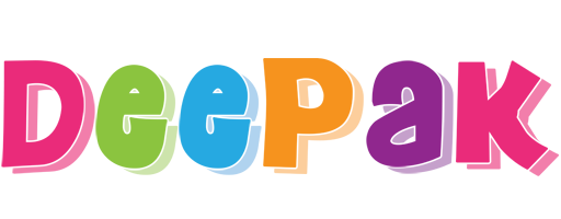 Deepak friday logo