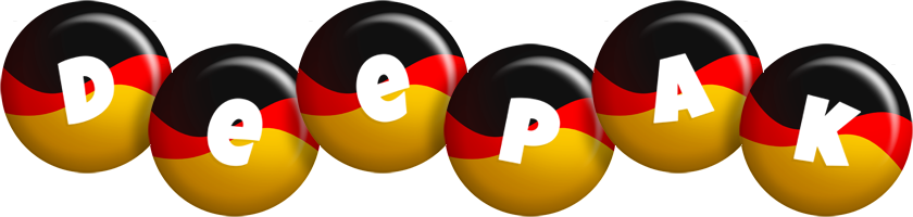 Deepak german logo