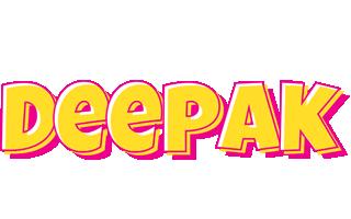 Deepak kaboom logo