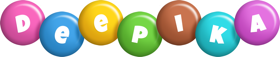 Deepika candy logo