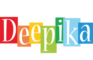 Deepika colors logo