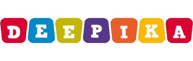 Deepika daycare logo